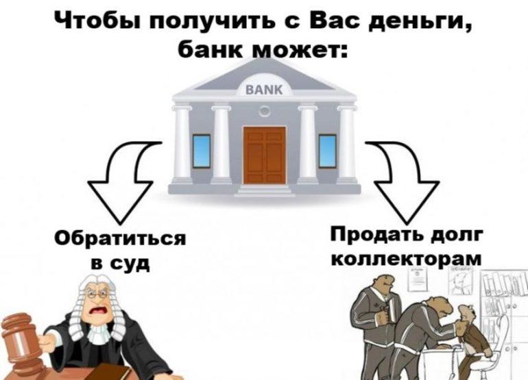 Могут ли банки продать долг коллекторам долг приставы хабаровский край