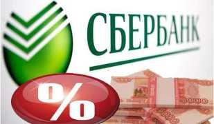 Кредитная карта Сбербанка: процентные ставки
