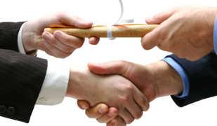 Составление договора поручительства между физическим лицом и банком