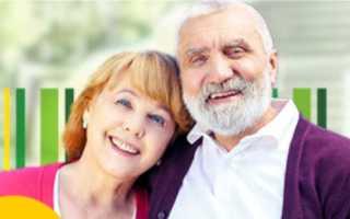 Кредит пенсионерам в Сбербанке в 2018 году: условия, процентная ставка