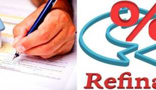 Подача в банк заявления о рефинансировании кредита