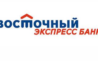 Как узнать задолженность по кредиту в Восточном-экспресс банке