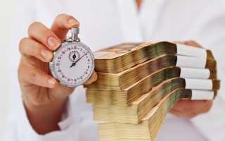 Оформление кредита на 30000 рублей в день обращения