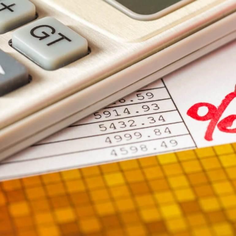Калькулятор процентов по кредиту
