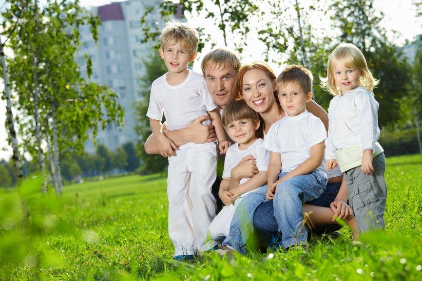 Рефинансирование для многодетных семей