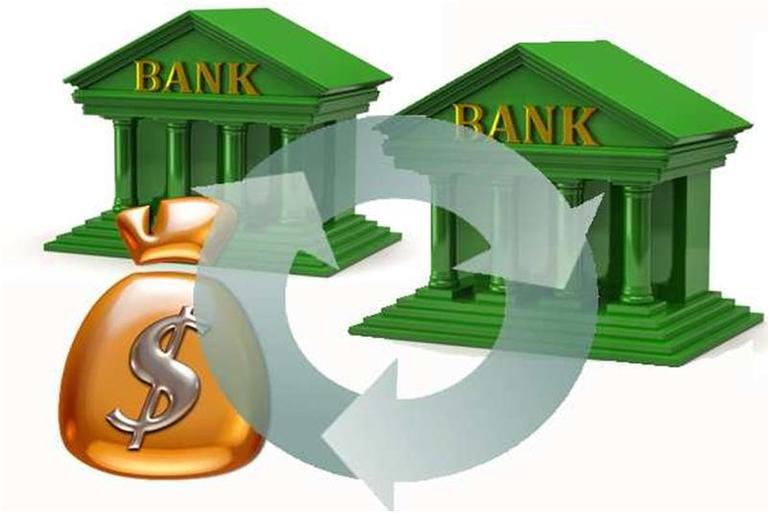 Рефинансирование в Народном банке
