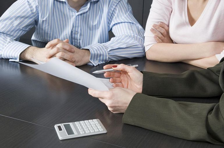 Порядок оформления кредита и договора с поручителем